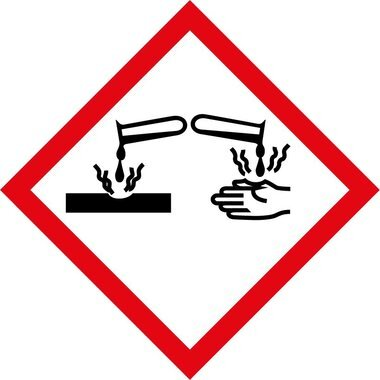 Gefahrensymbole und GHS