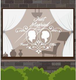 Hochzeitstag - Rahmen Paar 2