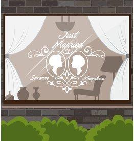 Hochzeitstag - Rahmen Paar 3