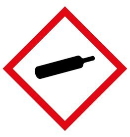 GHS04 - Behälter unter Druck