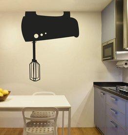 Wand-Aufkleber-Blender