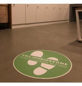 Bodenbelag - Vinyl Sicherheitszone