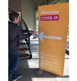 Verhinderung der Desinfektionsanzeige covid 19