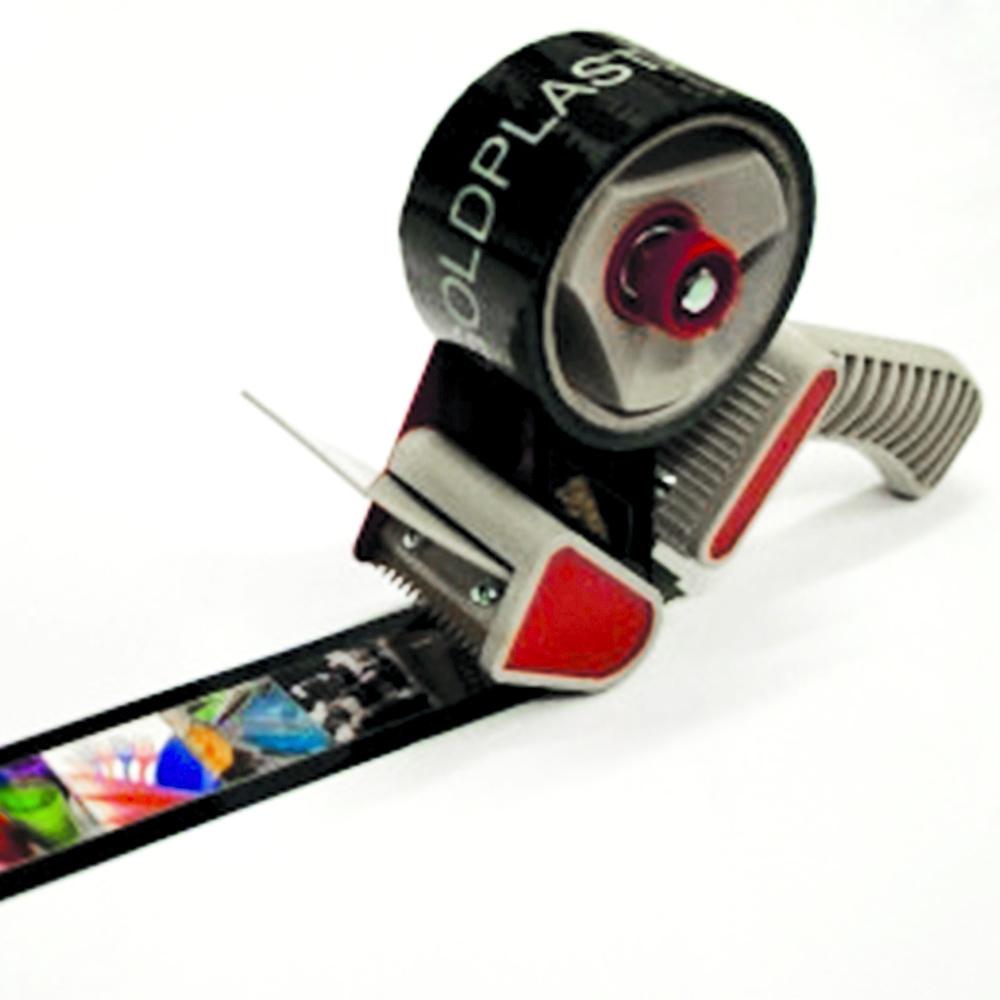 PP Acrylic bedrucktes Band 50 mm