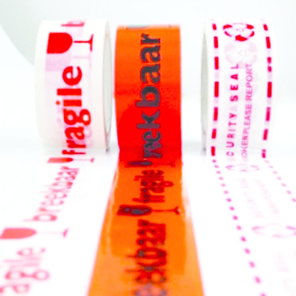 PVC-Bänder gedruckt farbigen 50 mm